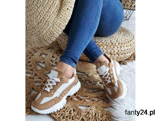 Damskie obuwie sportowe z Pantofelek24
