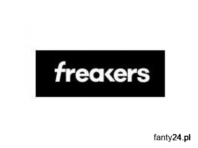 Freakers - śmieszne i kolorowe skarpetki